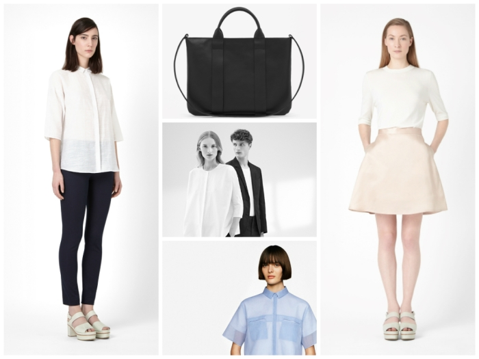 COS stylish fashion online shopping site now in US