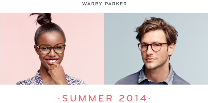 Warby Parker Summer 2014 Eyeglasses Sunglasses Collection