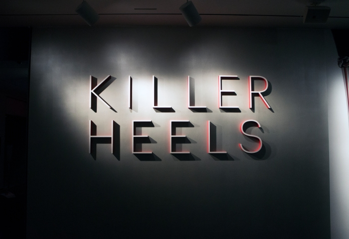 Killer Heels @ Brooklyn Museum of Art