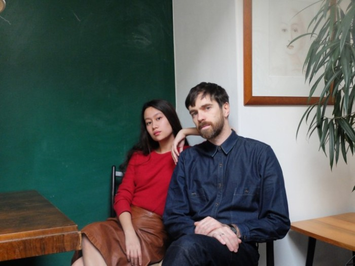 Christophe Lemaire and Sarah Linh Tran.